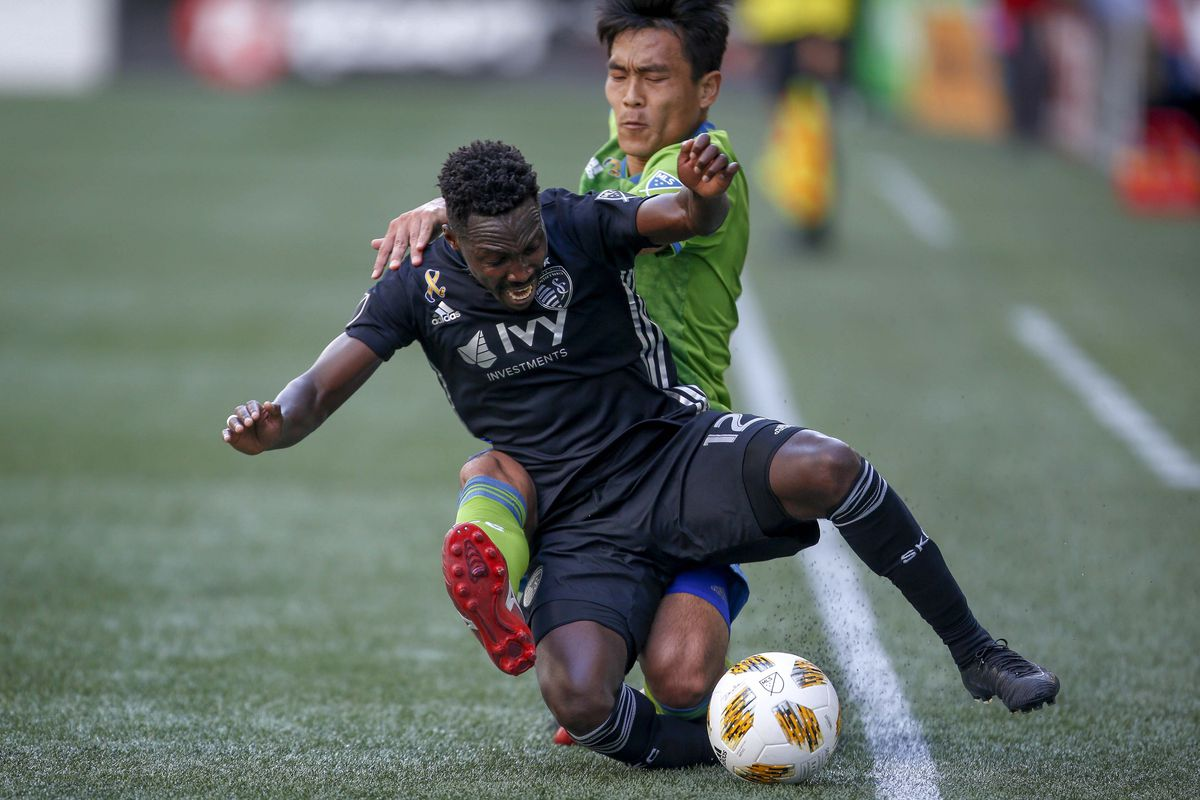Three Questions: Sounders at Sporting KC