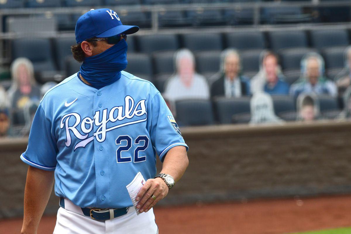 MLB: AUG 09 Twins at Royals