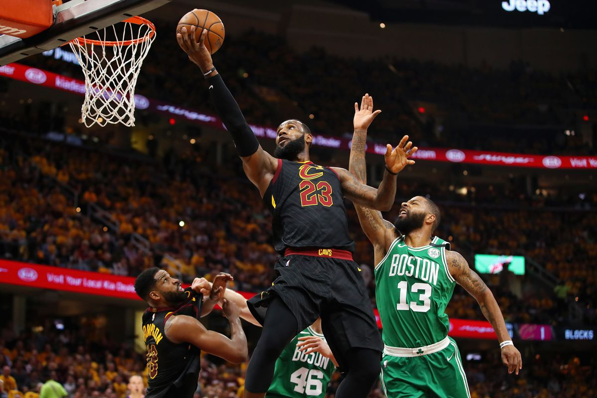 46e6e0163f8c Cavaliers crush Celtics in Game 3 to pull within 2-1 in the Eastern  Conference Finals