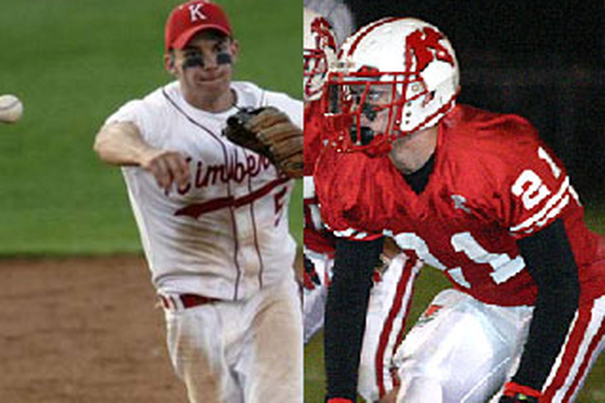 """Is Jayme Wells a better baseball or football player? (via <a href=""""http://images.wissports.net/wisfootball/kimberly/wells.jpg"""">images.wissports.net</a>)"""