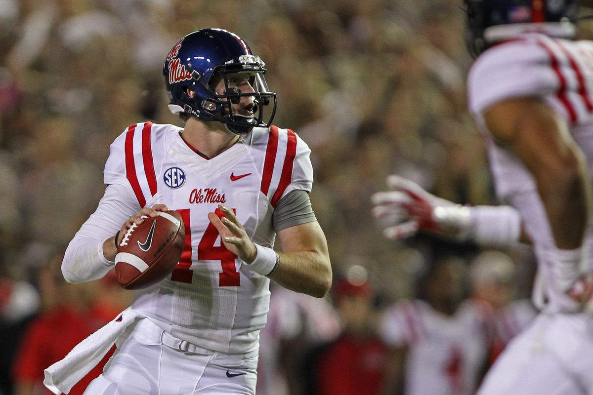 Dr. Bo Wallace has been surgical this season, but will it continue against Tennessee on Saturday