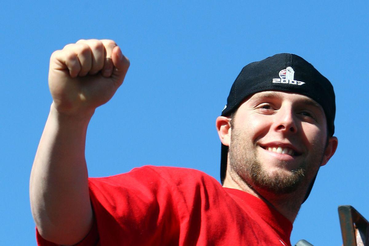 Boston Red Sox World Series Victory Celebration