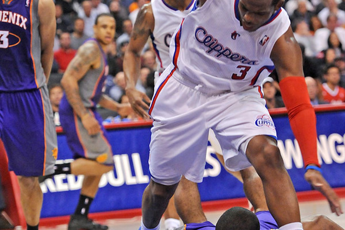 Where will Chris Paul flop to tonight?