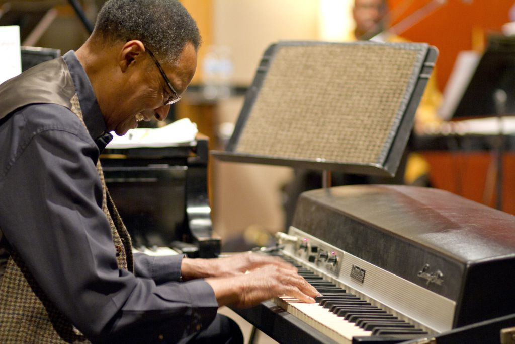 Jazz pianist/composer Ramsey Lewis will give his final Chicago performance at this year's Jazz Festival. | ON RHODES PHOTO