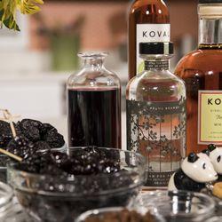 Spirits by Koval Distillery in Chicago. | Ashlee Rezin/Sun-Times