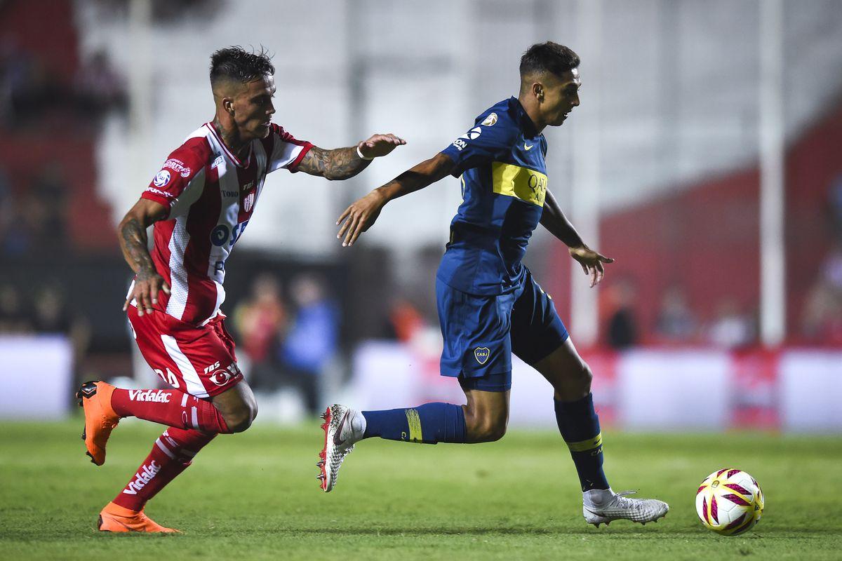 Union v Boca Juniors - Superliga 2018/19