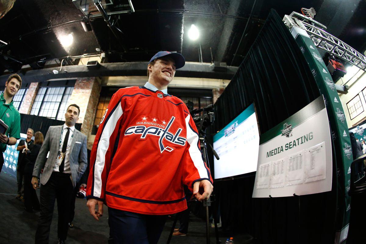 2018 NHL Draft - Round One