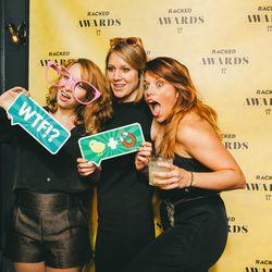 Jessica Reyfish, Sally Lutzen, and Vox Media Video Producer Maureen Giannone