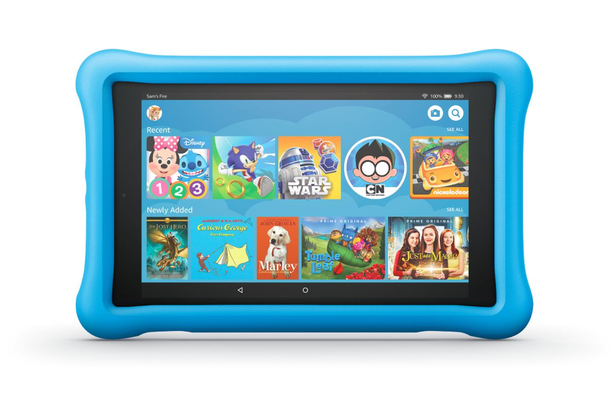 Amazon Fire Kids Edition Tablets Are Up To 40 Off The Verge