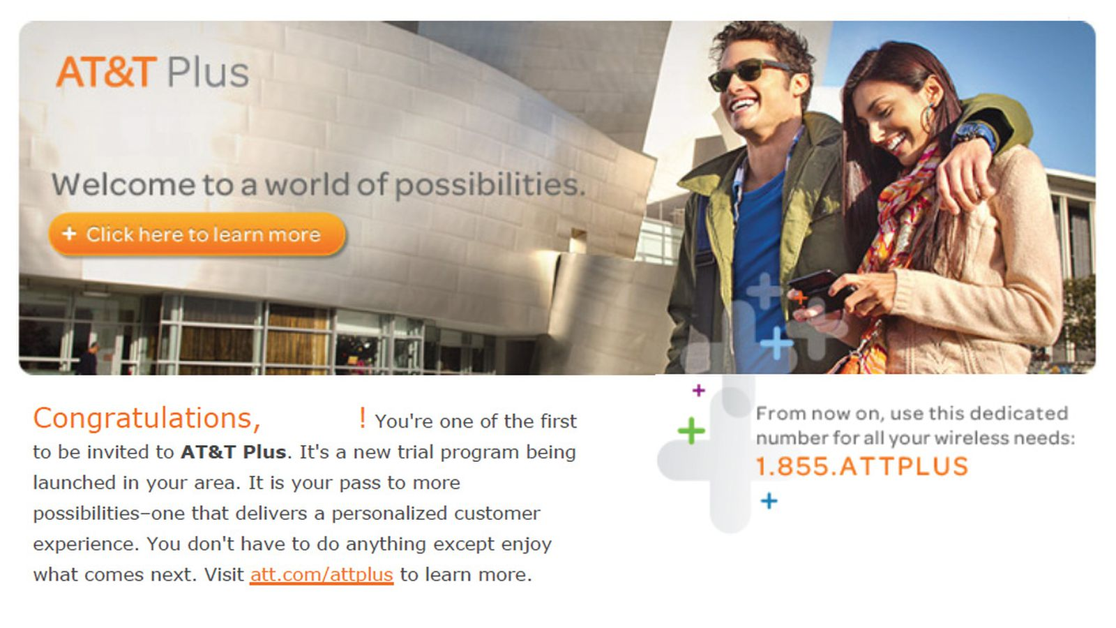 At&t Launching 'plus' Loyalty Program: Discounts, Dedicated Support, And  Coffee  The Verge