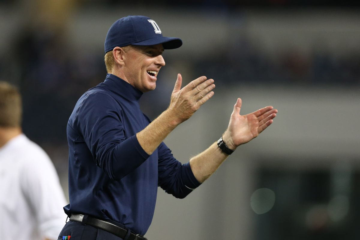 In 2011-'12, when its fourth and this much, Garrett has punted
