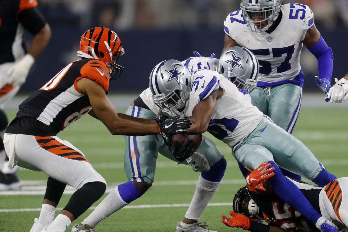Cowboys CB Byron Jones undergoes hip surgery, possibly out until start of season