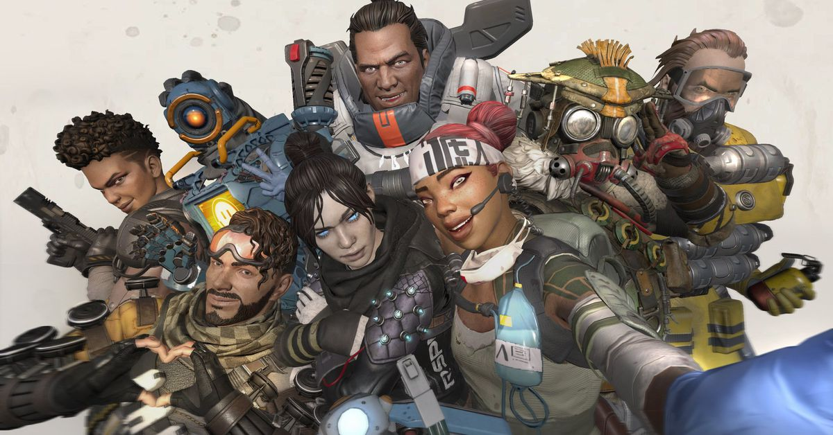 How to watch Twitch Rivals, Apex Legends' first big streamer tournament