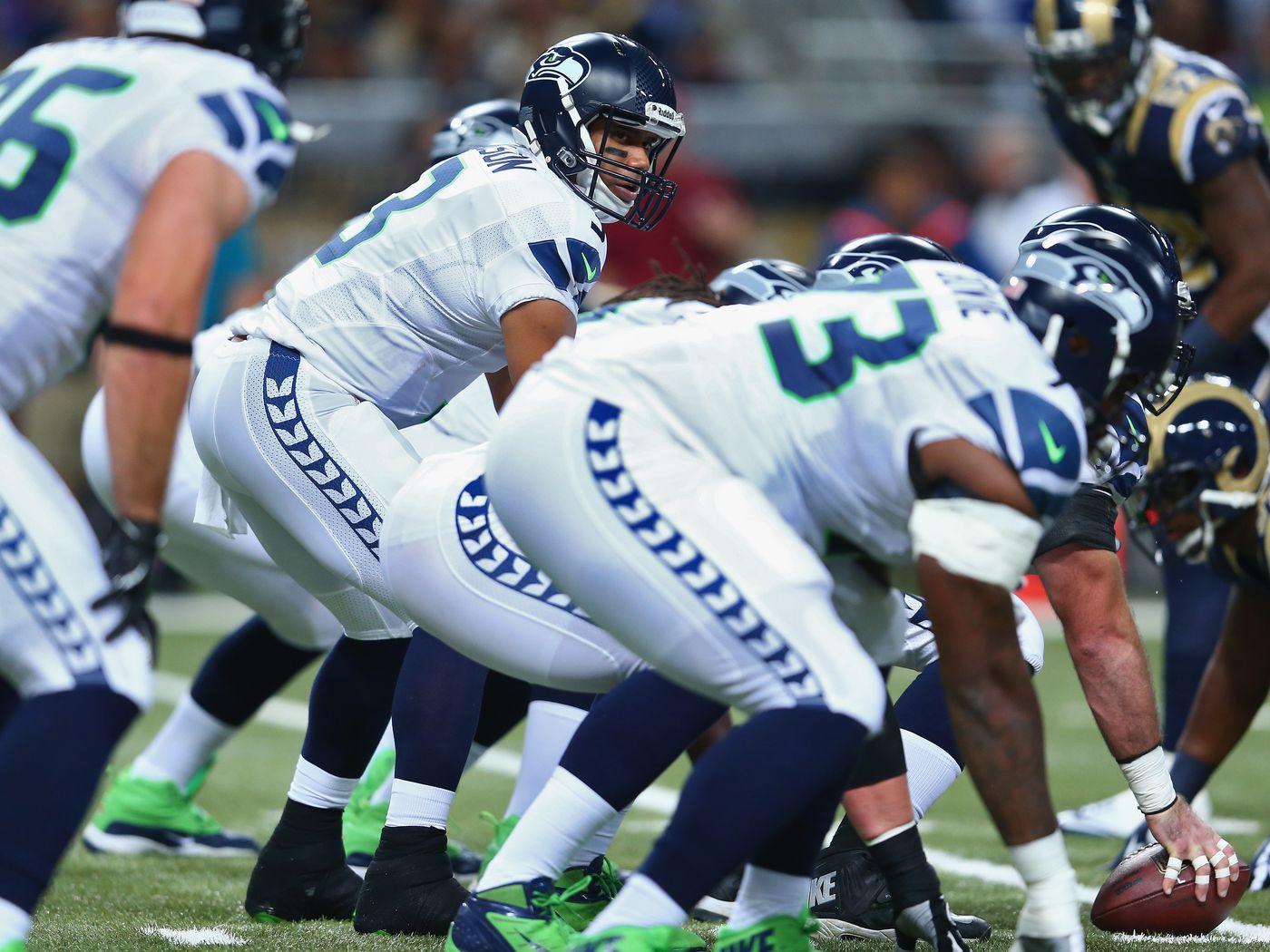 Seahawks Vs Rams 2013 Halftime Score Seattle Leads 7 3 Sbnation Com