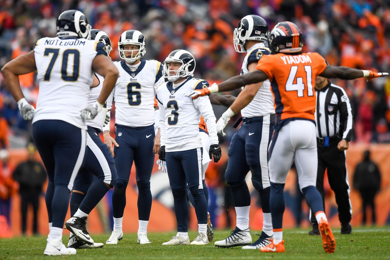 Denver Broncos and Cleveland Browns injury report: CB Isaac Yiadom ruled out