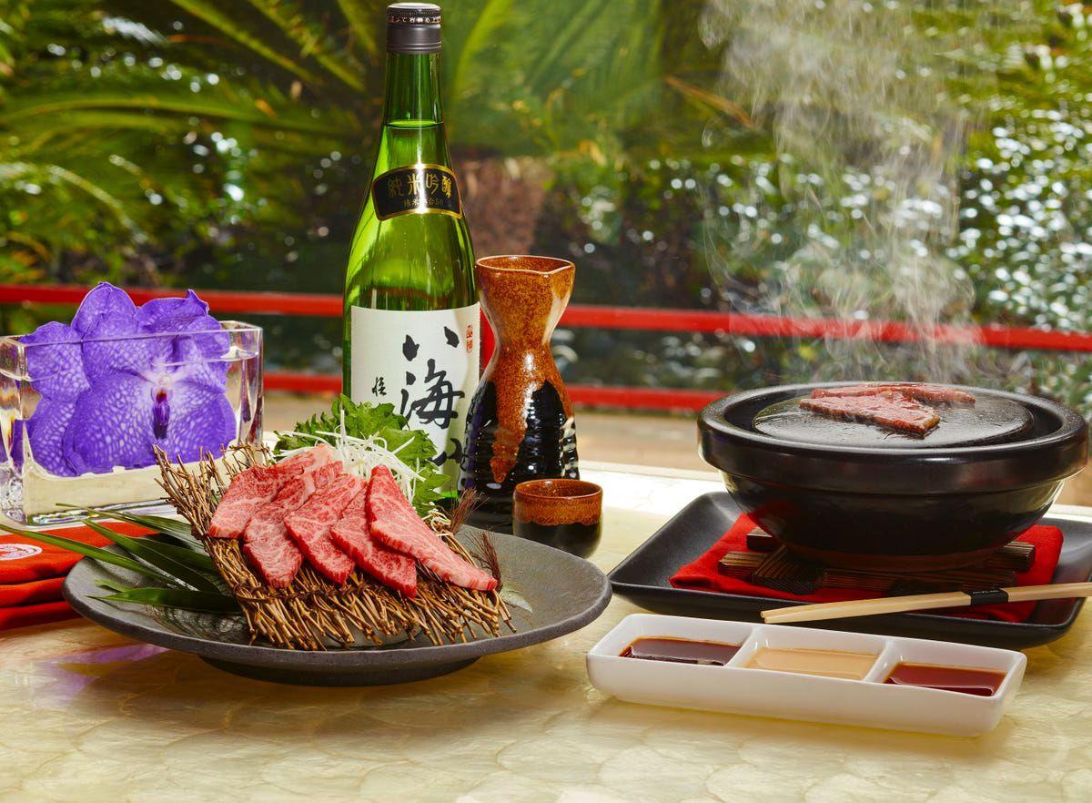 Mizumi snow beef