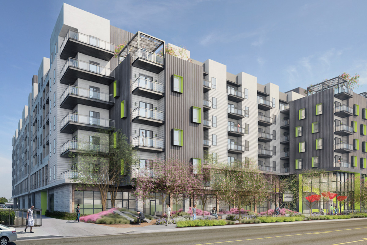 Valley apartments: 277 units going up now in Warner Center ...