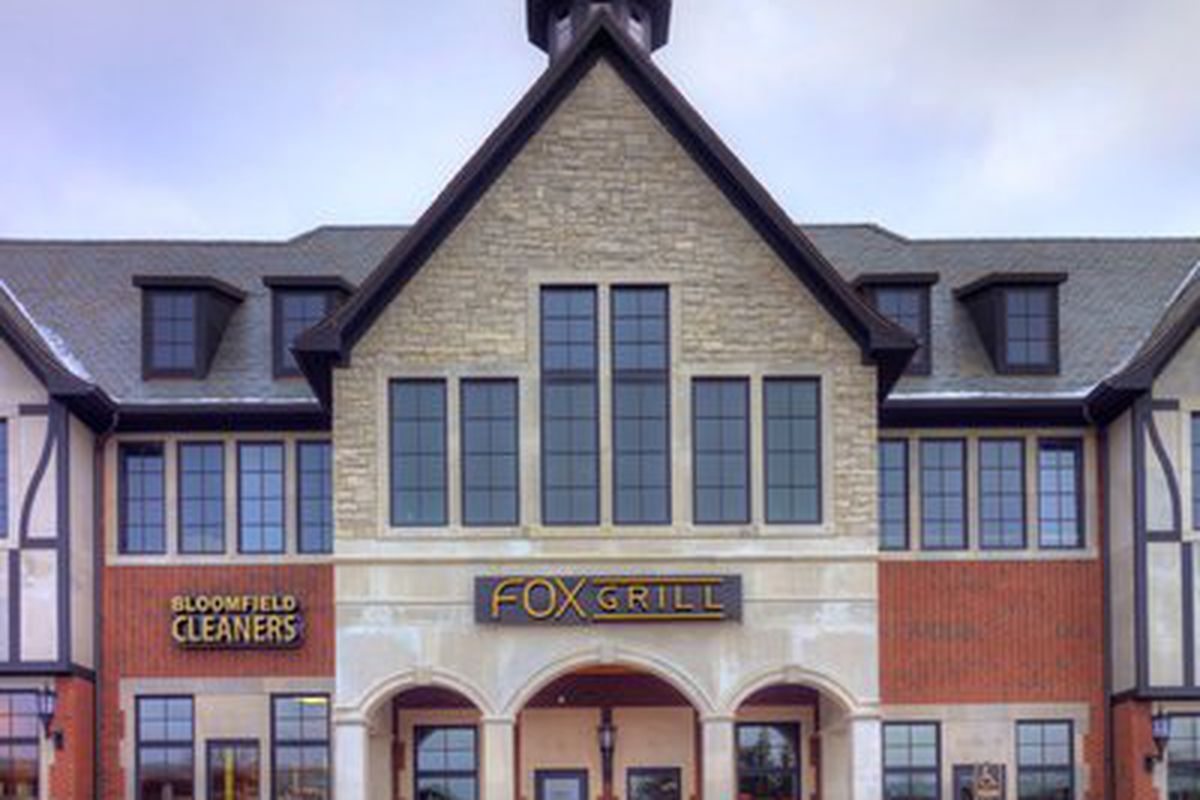 Fox Grill.