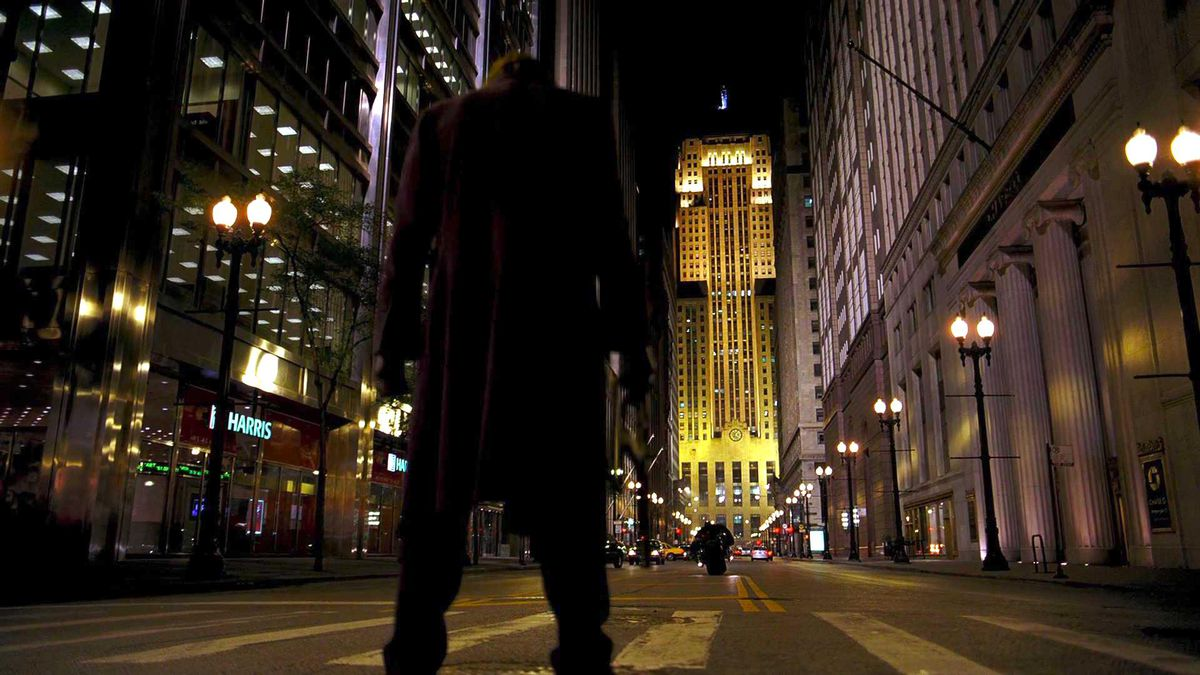The Dark Knight Cleverly Built Gotham Out Of Chicago Shooting