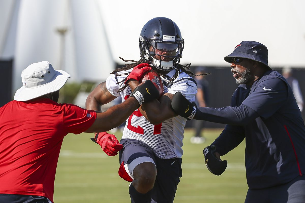 92dc0065 2019 Houston Texans Training Camp Live: Day Six - Battle Red Blog