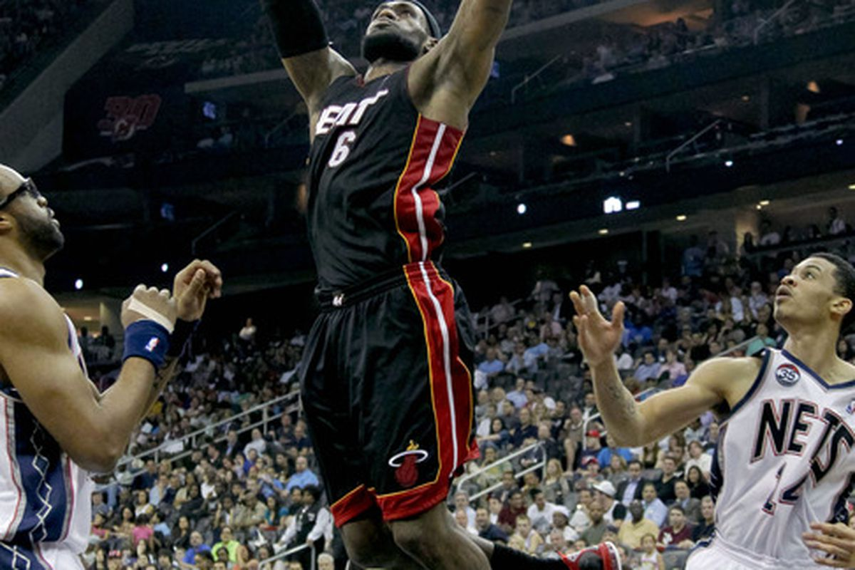 LeBron James will look to continue his bid for MVP as the Heat return home for 4 games.