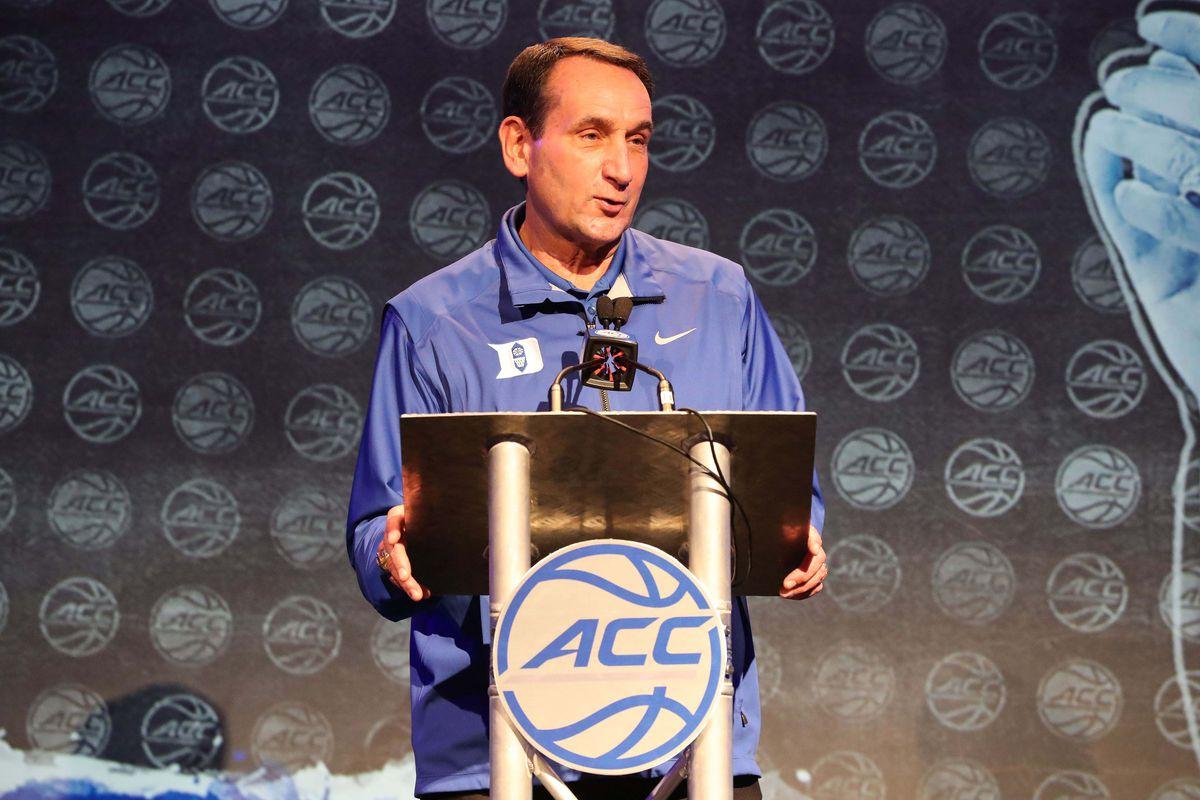 NCAA Basketball: ACC Media Day