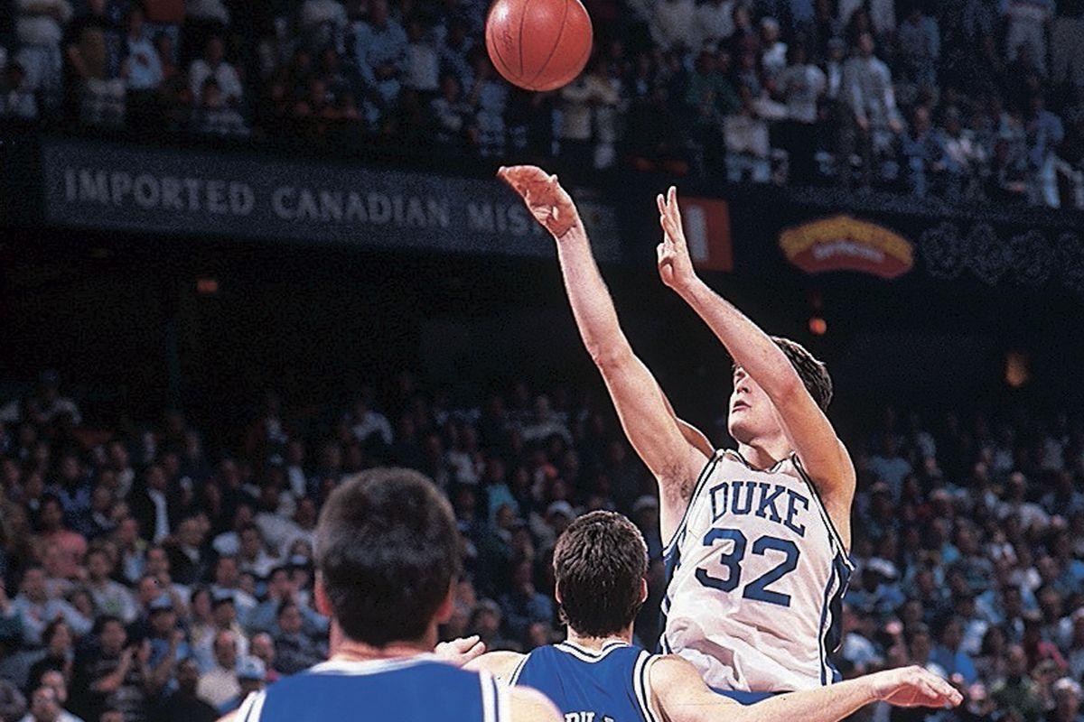 Duke University Christian Laettner, 1992 NCAA East Regional Finals