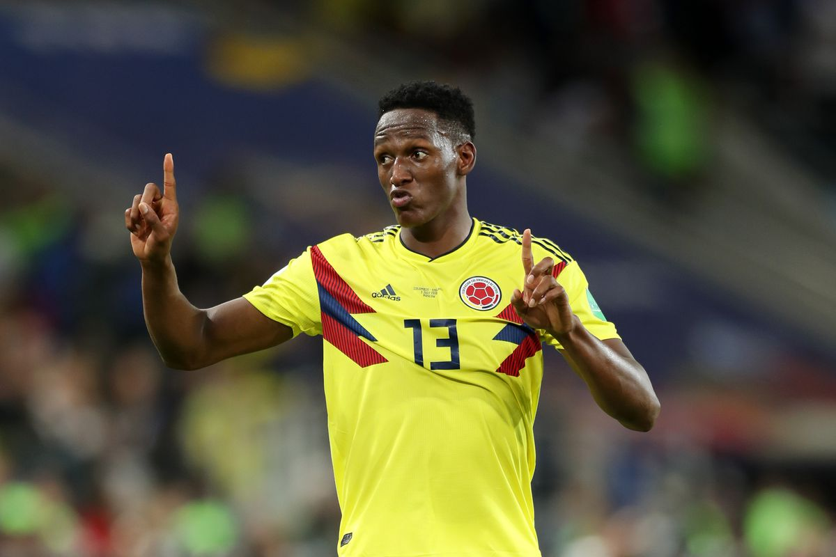 Colombia v England: Round of 16 - 2018 FIFA World Cup Russia
