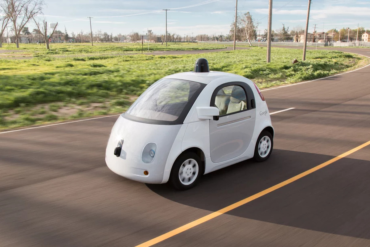 Image result for google self driving car