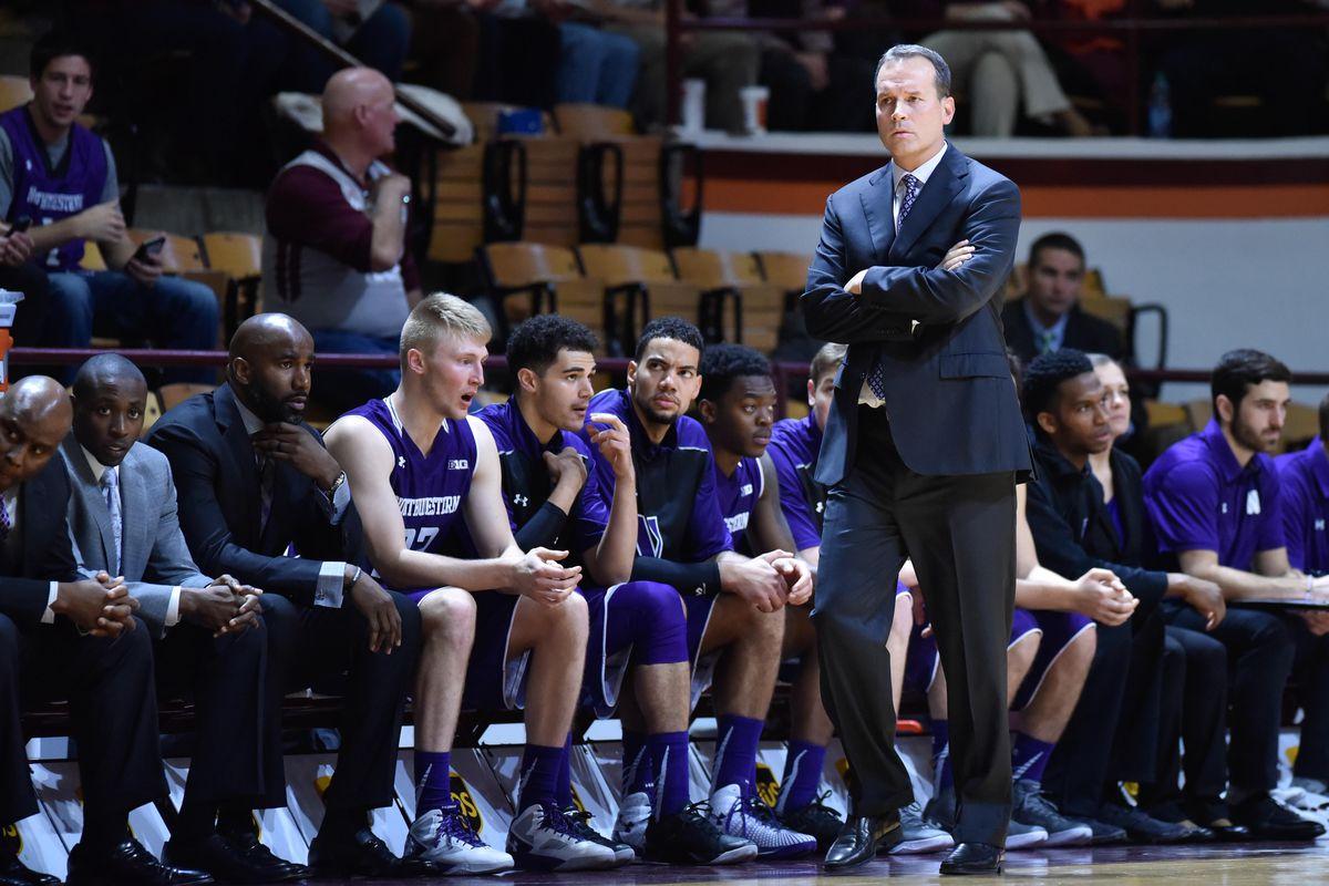 NCAA Basketball: Northwestern at Virginia Tech