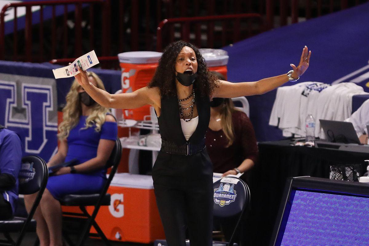 NCAA Womens Basketball: SEC Conference Tournament-Georgia vs Kentucky