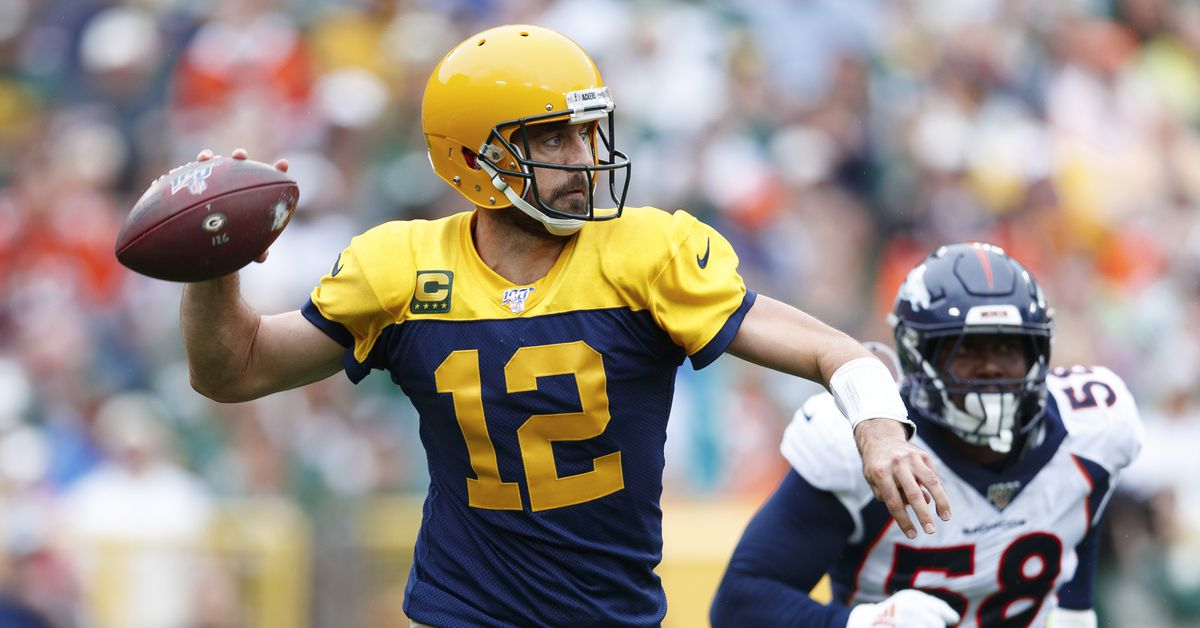 Final: Packers 27, Broncos 16. Denver's three turnovers sealed their fate