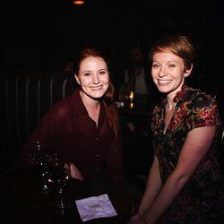 Lindsay and Lauren Matthews
