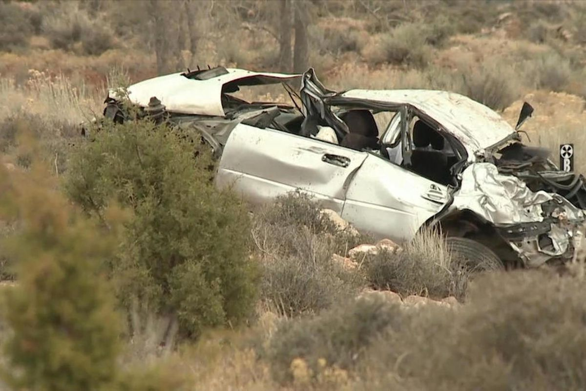 A Moab man has been charged with driving a car drunk and killing two teenagers following a junior prom in March.