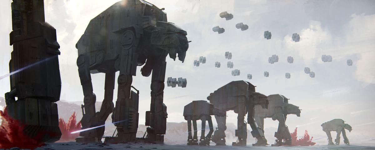 Look Inside The Art Of Star Wars The Last Jedi Polygon
