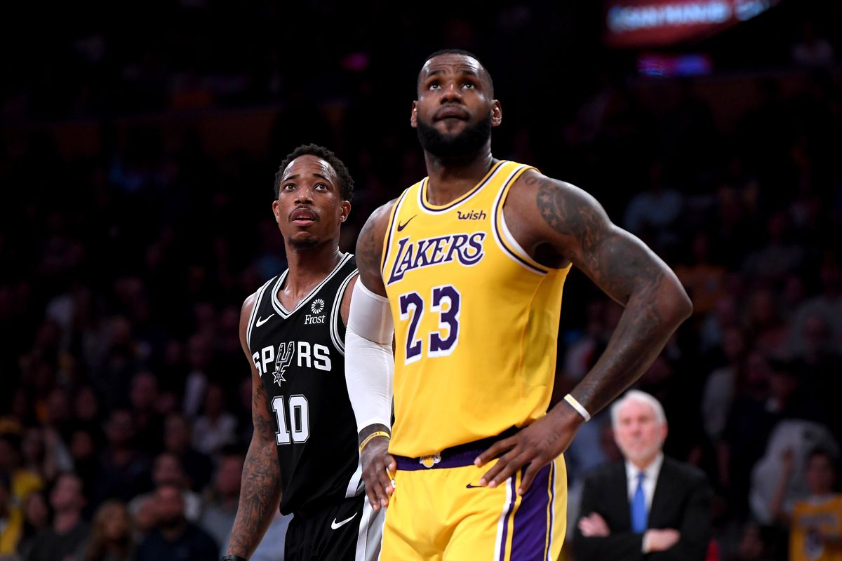 8 reasons LeBron James and the Lakers are 0-3 after an OT loss to the Spurs 689fa2785ca5