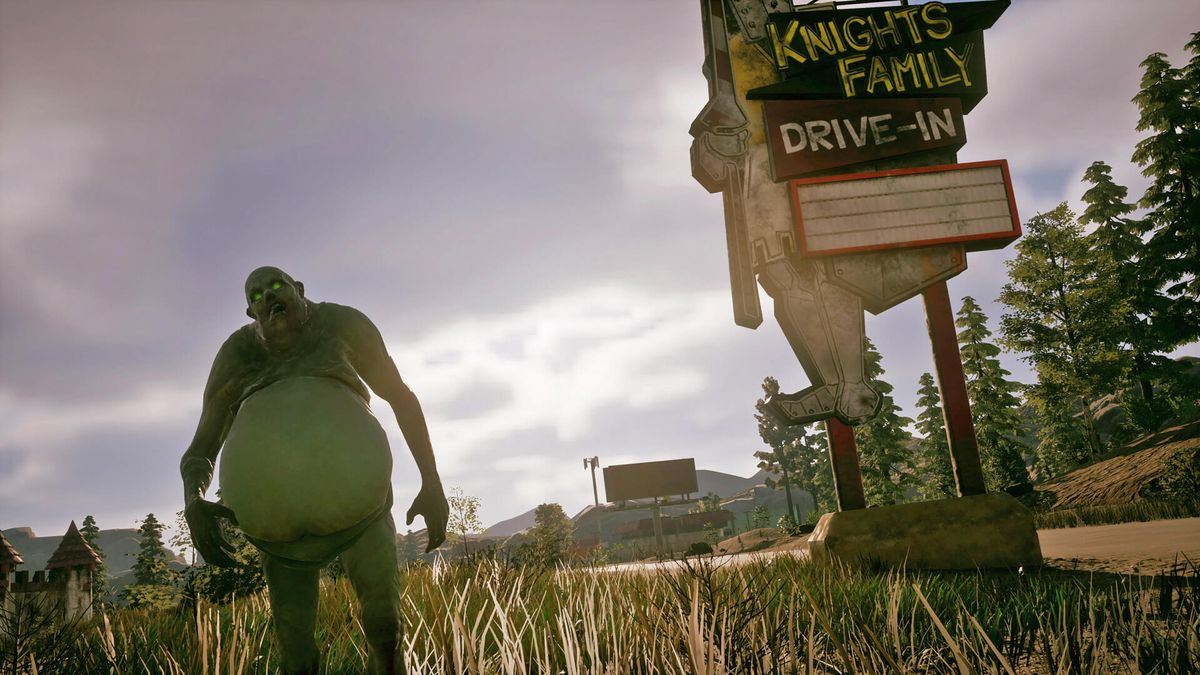 State of Decay 2 - a bloater