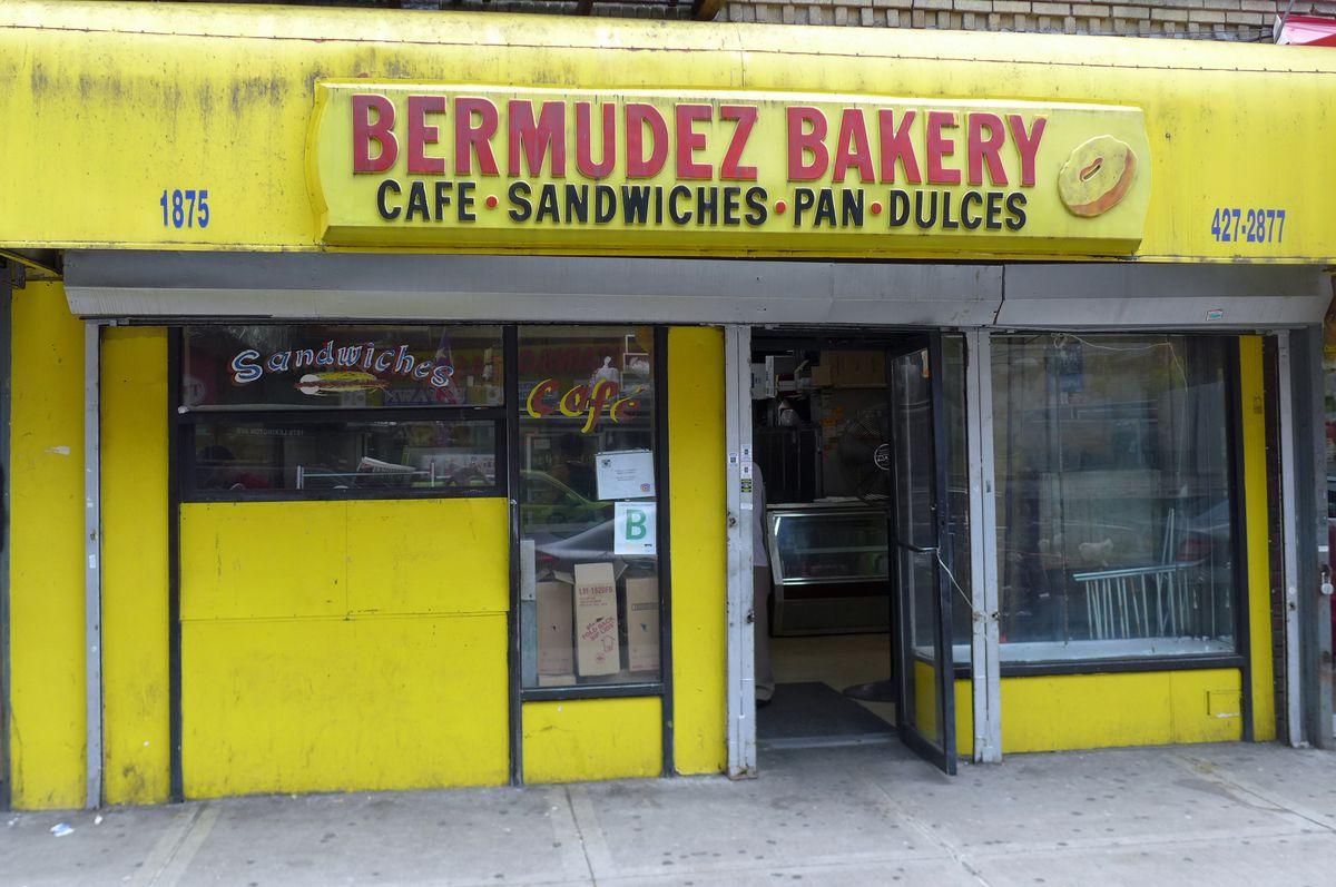 East Harlem veteran Bermudez Bakery