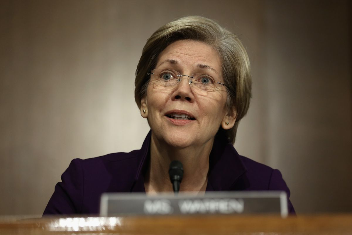 Elizabeth Warren isn't going to let the Trans-Pacific Partnership pass without a fight.
