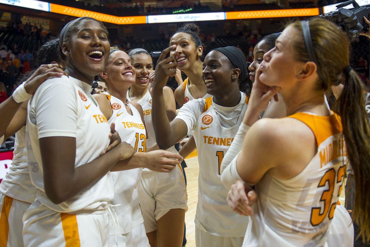 NCAA Womens Basketball: Florida at Tennessee