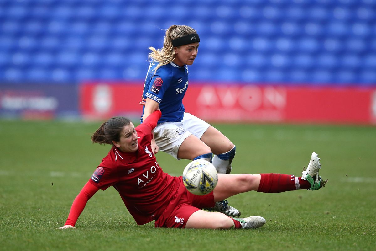 Liverpool FC Women v Everton Ladies FC - FA Continental Tyres Cup