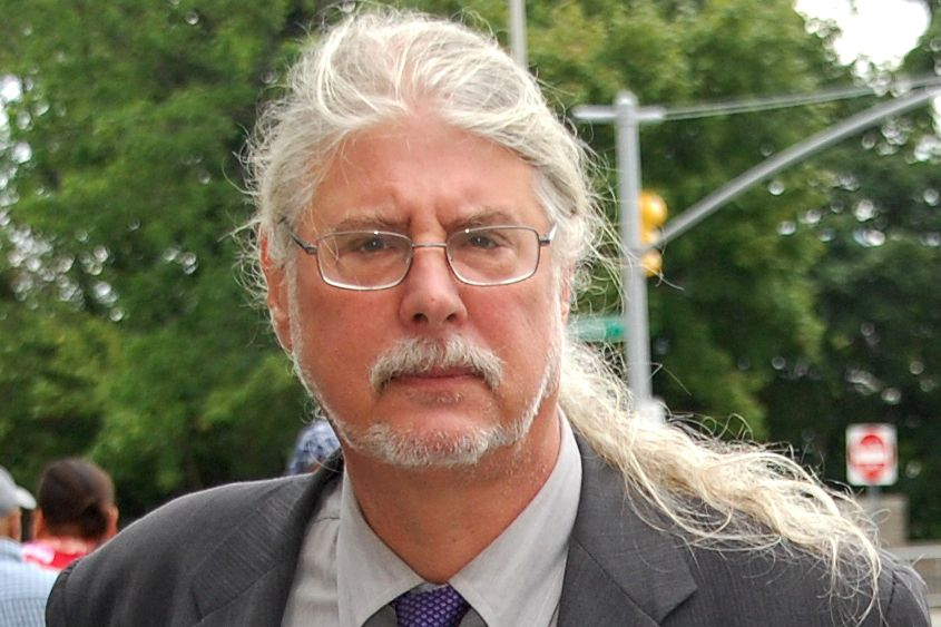 Defense lawyer Ron Kuby in 2014.