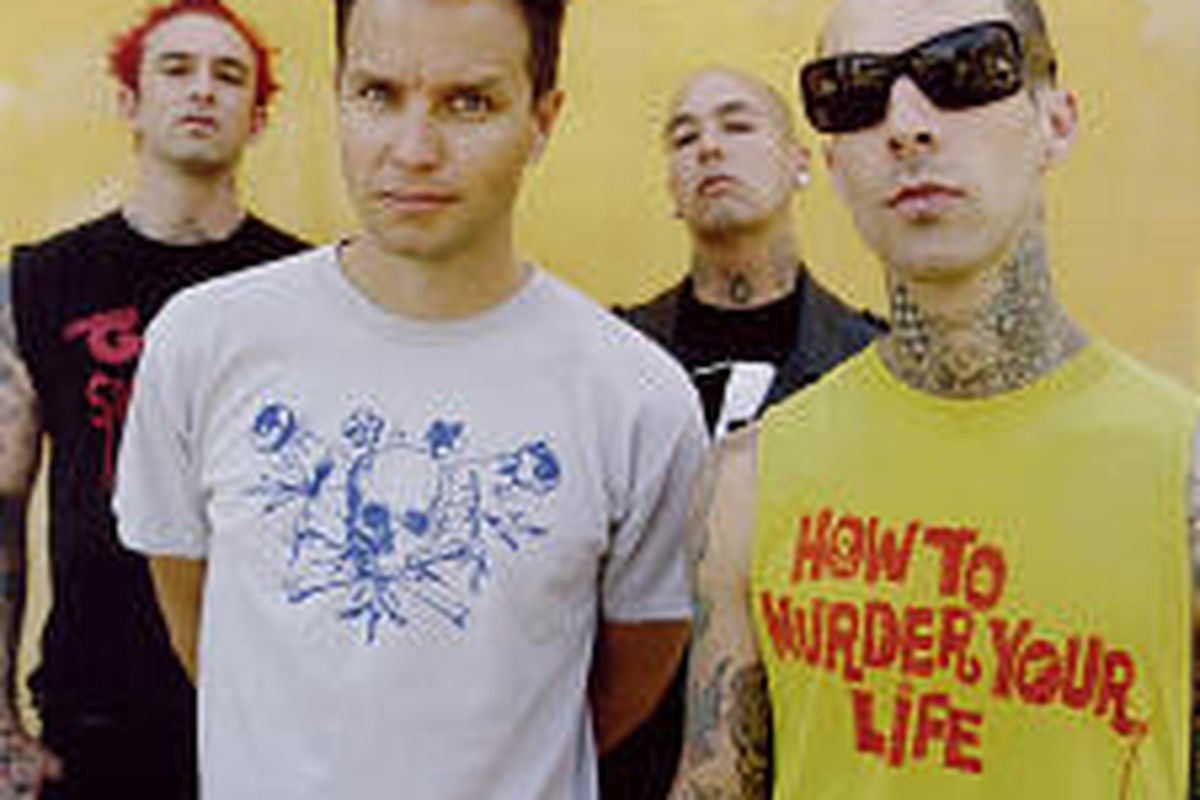 Former Blink members created a new band called +44 (Plus-44).