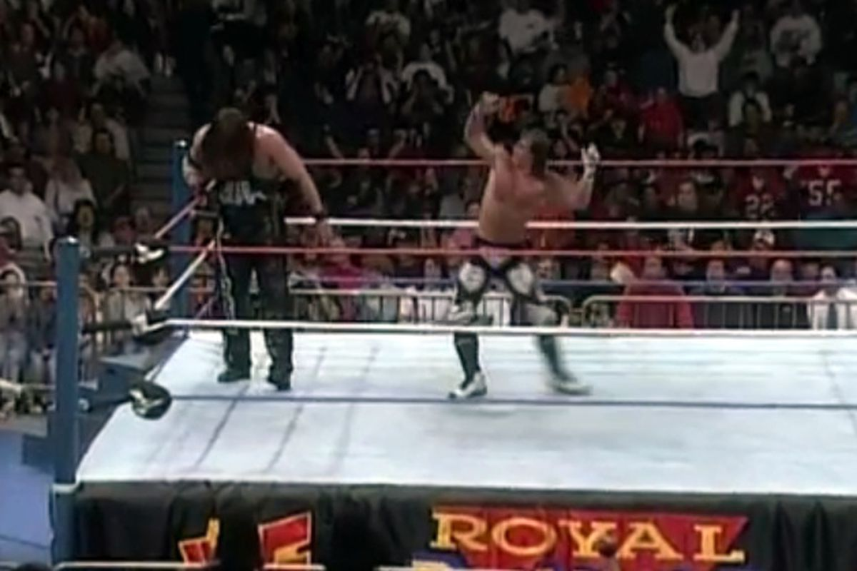 Image result for 1996 triple h royal rumble