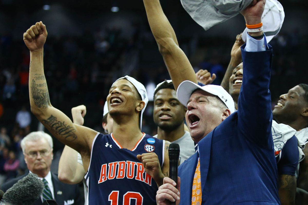 Auburn Defeats Kentucky To Advance To First Final Four In