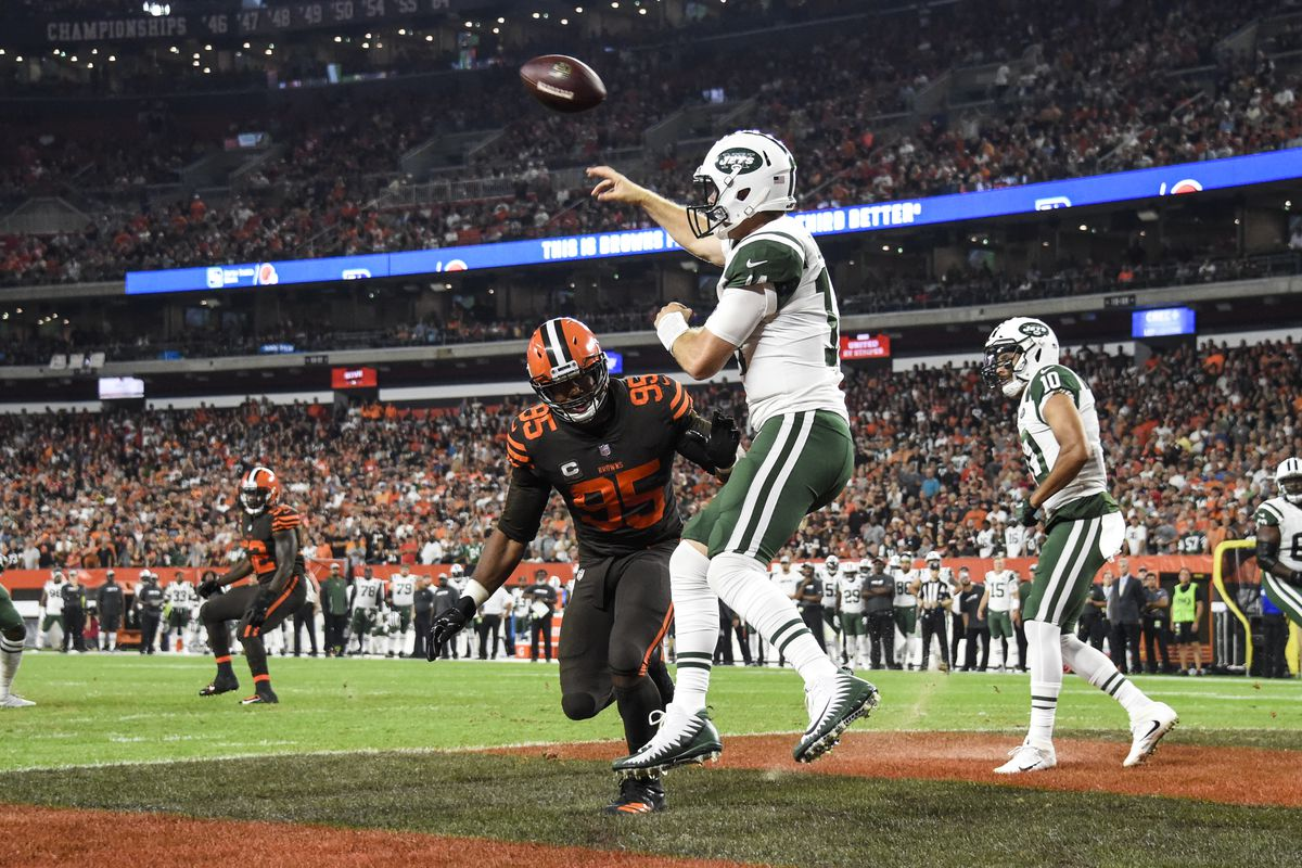 Cleveland Browns vs  New York Jets: Week 2 TV Listings