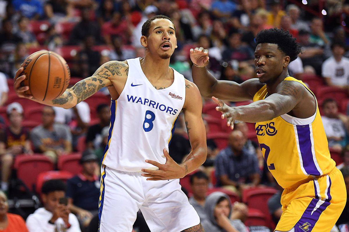 NBA: Summer League-Los Angeles Lakers at Golden State Warriors