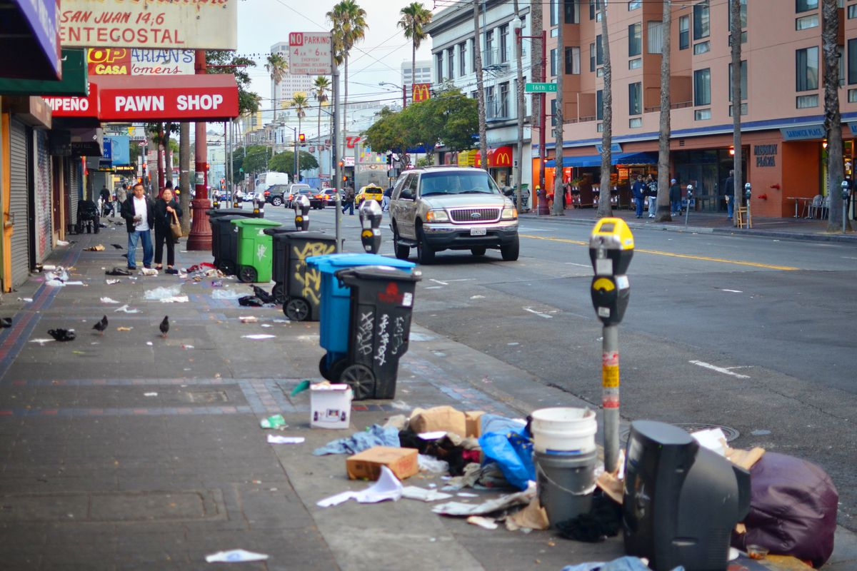 Sf Street Cleaning >> San Francisco street cleaning: Mayor to veto plan - Curbed SF