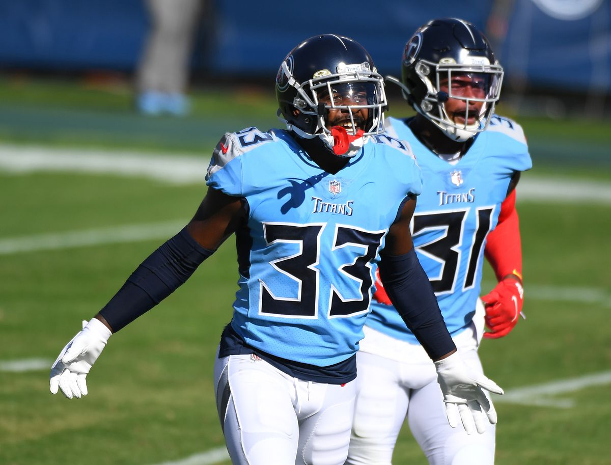 NFL: Chicago Bears at Tennessee Titans