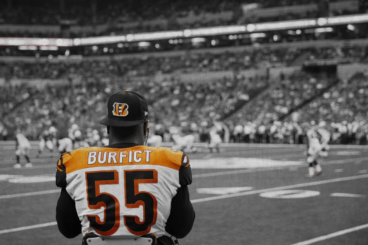 Vontaze Burfict Is Football S Inescapable Past And Future